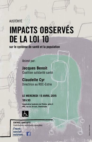 LOI 10 & IMPACTS