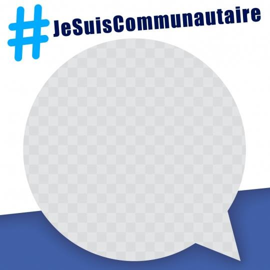 Campagne #JeSuisCommunautaire