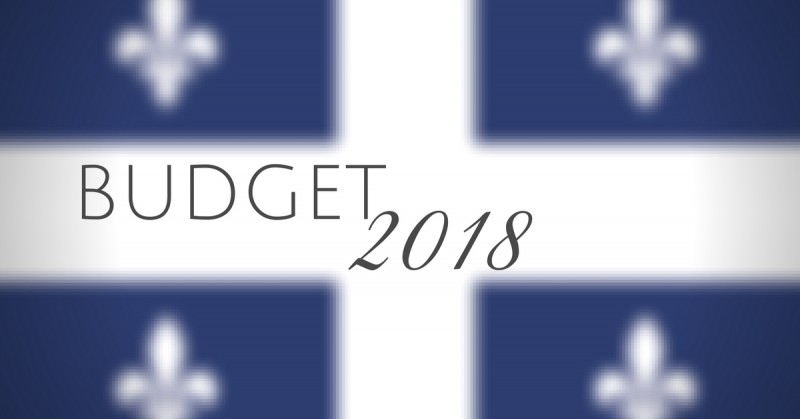 Budget provincial 2018 : déception et colère