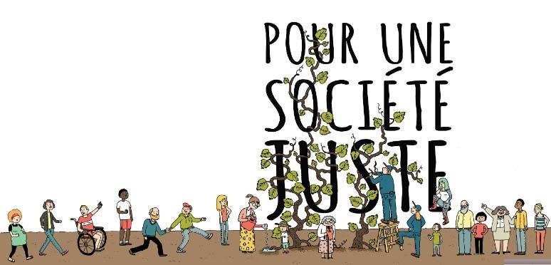 Pour une société plus juste