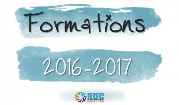 Formations 2016-17