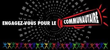 Actions d'éclats à Québec et Montréal dans le cadre de la campagne Engagez-vous pour le communautaire