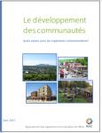 Développement des communautés: quels enjeux pour les organismes communautaires