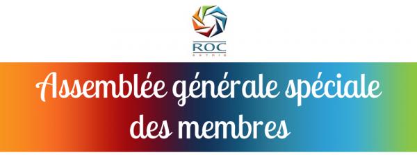 AGS du ROC | 10 février a.m.