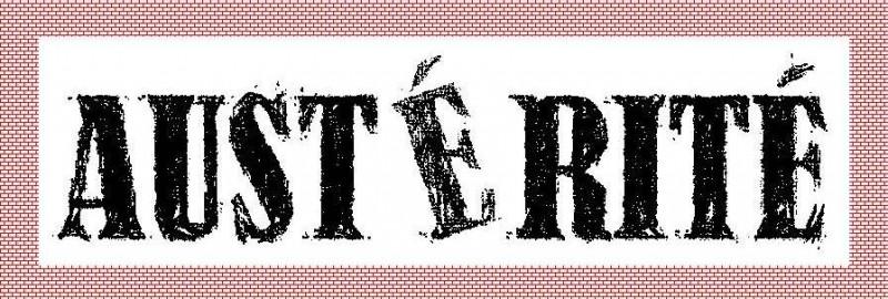 Austérité logo