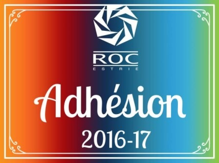 Adhésion 2016-17