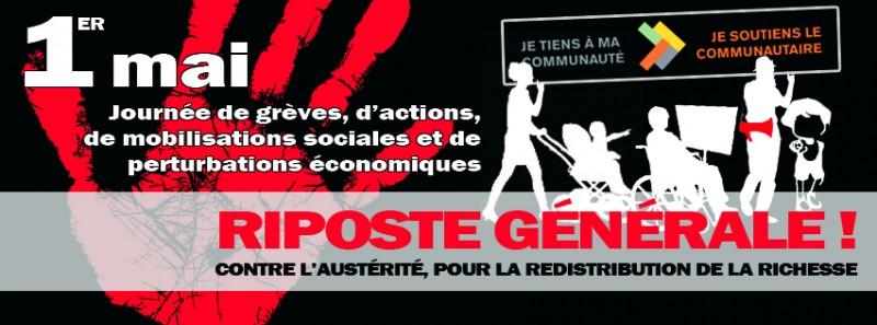 En grève sociale