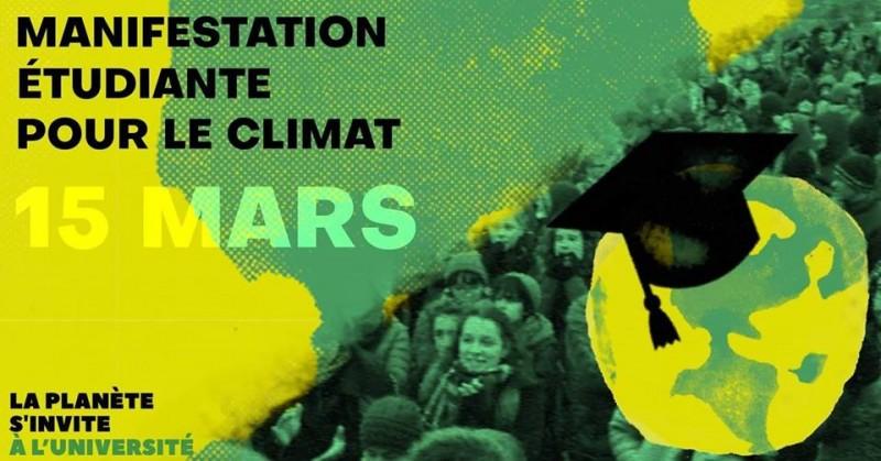 Manifestation mondiale pour le climat