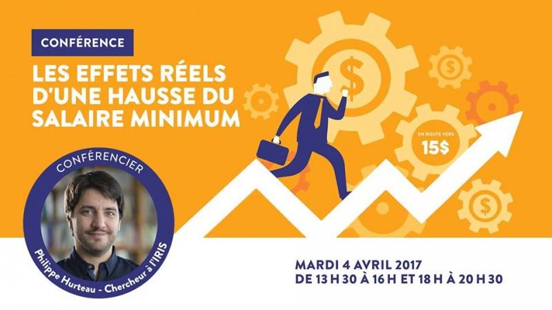 Quels effets réels d'une hausse du salaire minimum?