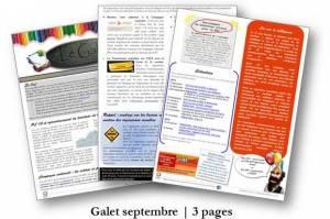 Cliquez ici pour lire le Galet de l'Estrie de septembre 2015 (.pdf)